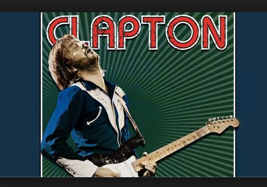 エリック・クラプトン来日