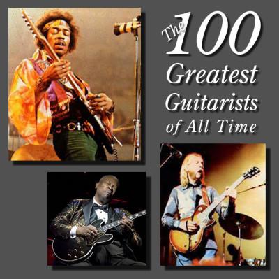 トップ100ギタリスト