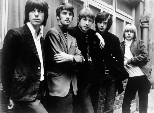 """Rock Group """"The Yardbirds"""""""