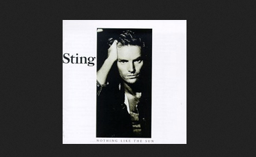 [・・・ NOTHING LIKE THE SUN / STING]