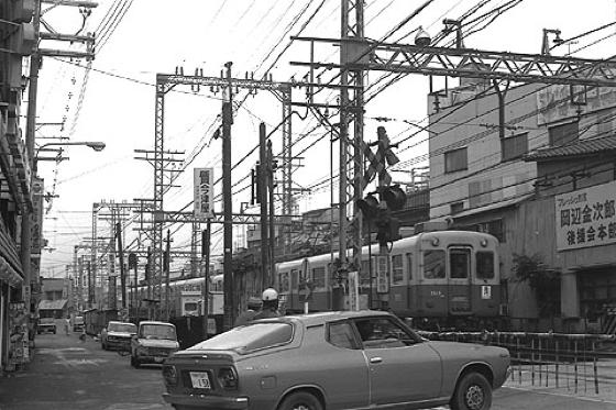 70年初頭の日本の風景