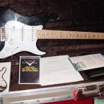伝説のギターブラッキー エリック・クラプトンモデル