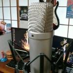 DTM制作 宅録の課題。ボーカル録音